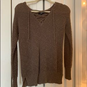 Thicker American Eagle sweater
